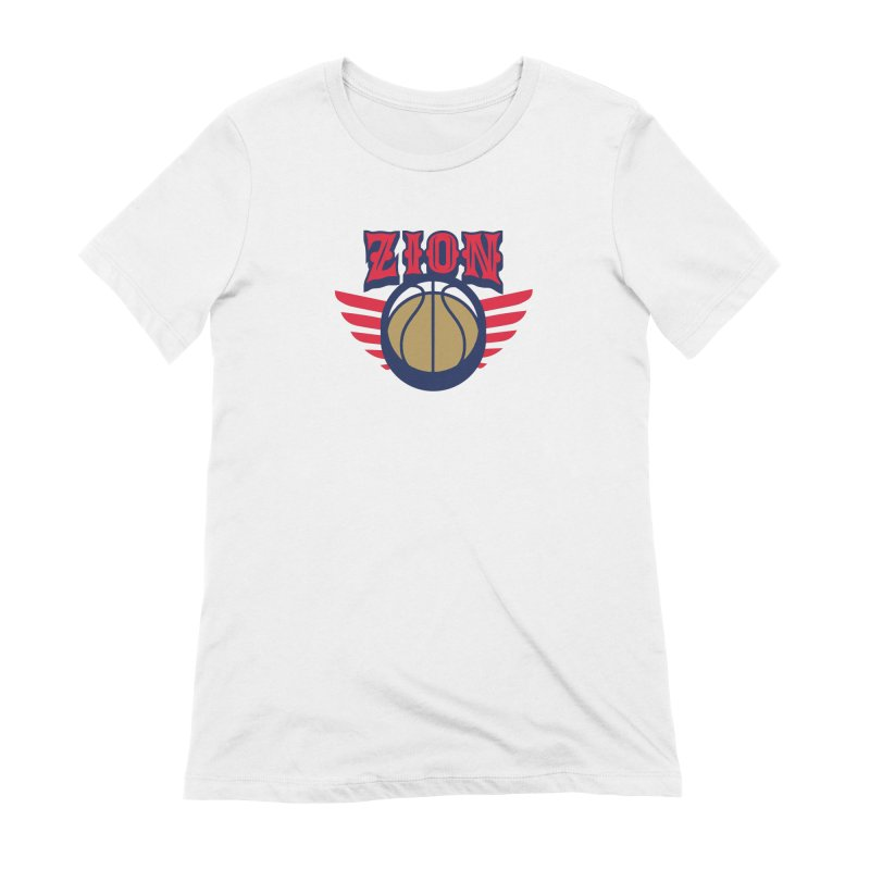 Zion Women's Extra Soft T-Shirt by Mike Hampton's T-Shirt Shop