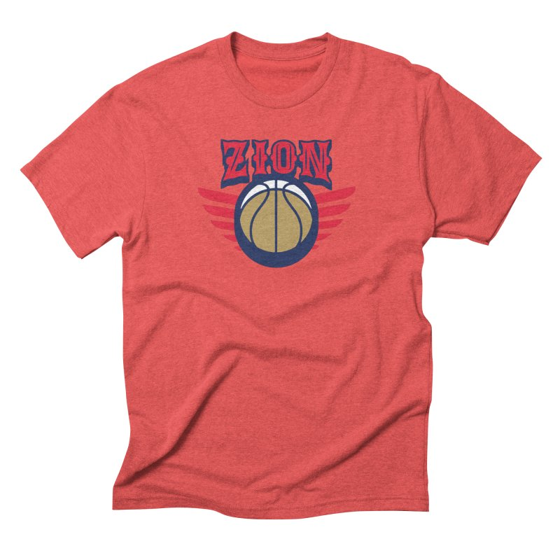 Zion Men's Triblend T-Shirt by Mike Hampton's T-Shirt Shop
