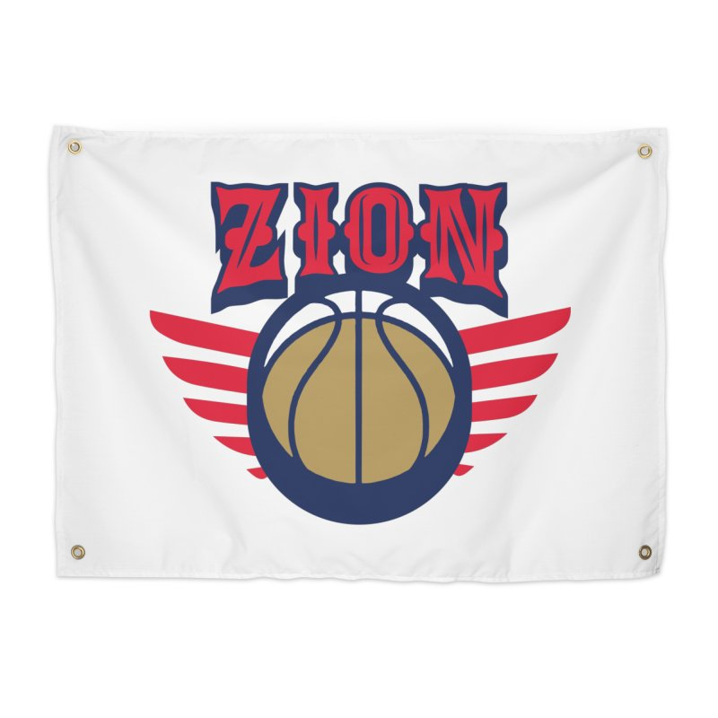 Zion Home Tapestry by Mike Hampton's T-Shirt Shop