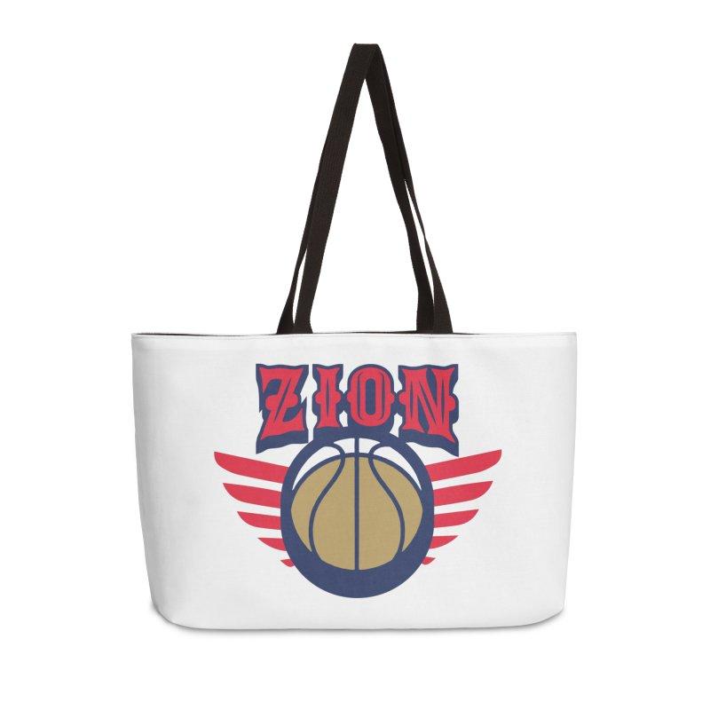 Zion Accessories Bag by Mike Hampton's T-Shirt Shop