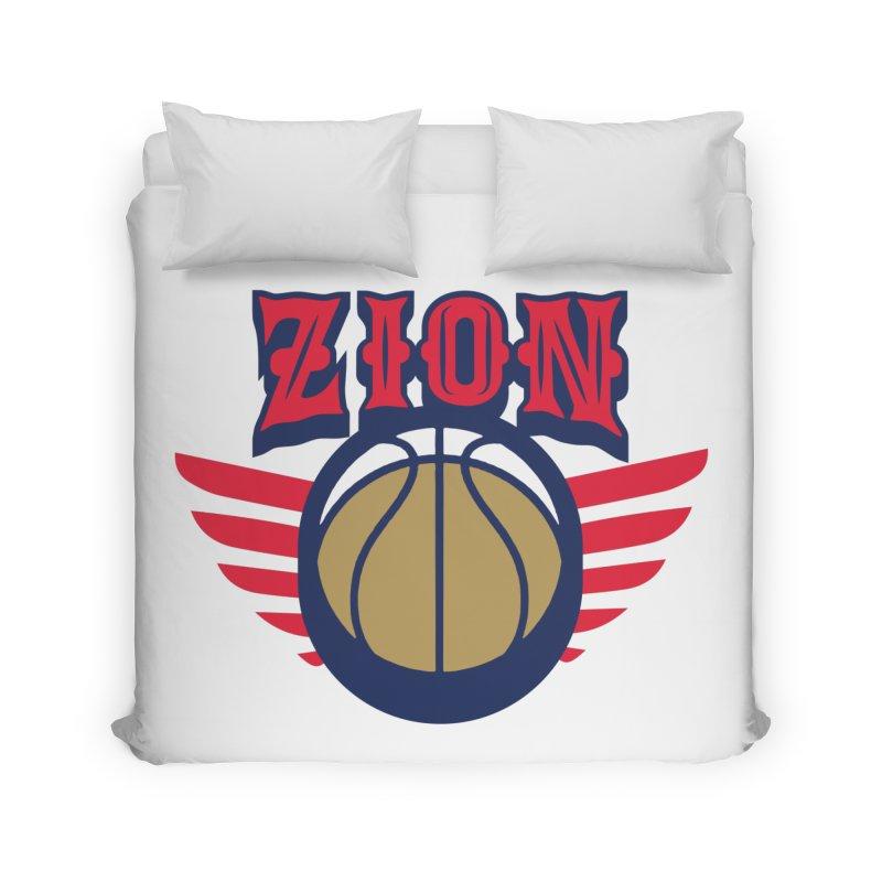 Zion Home Duvet by Mike Hampton's T-Shirt Shop