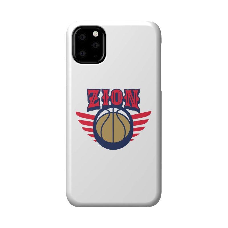 Zion Accessories Phone Case by Mike Hampton's T-Shirt Shop