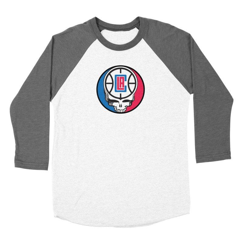 Grateful Clips Women's Longsleeve T-Shirt by Mike Hampton's T-Shirt Shop