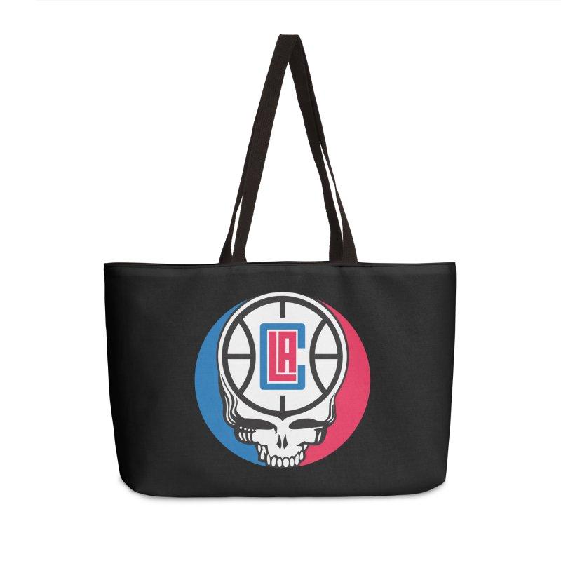 Grateful Clips Accessories Bag by Mike Hampton's T-Shirt Shop