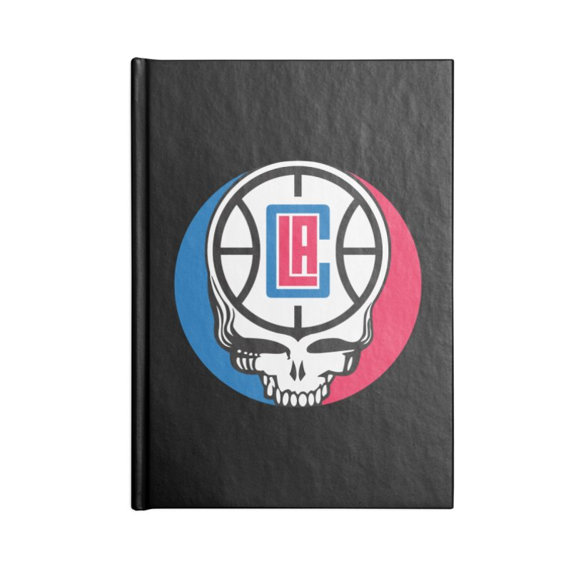 Grateful Clips Accessories Notebook by Mike Hampton's T-Shirt Shop