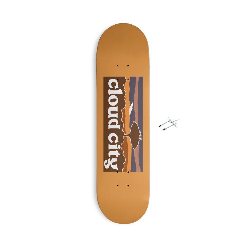Parody Design #4 Accessories Skateboard by Mike Hampton's T-Shirt Shop