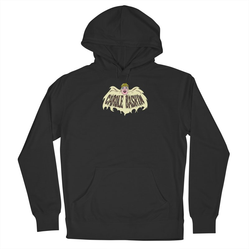 Carole Baskin Men's French Terry Pullover Hoody by Mike Hampton's T-Shirt Shop