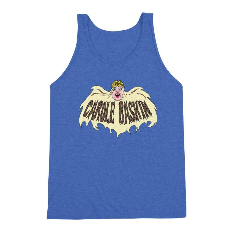 Carole Baskin Men's Triblend Tank by Mike Hampton's T-Shirt Shop