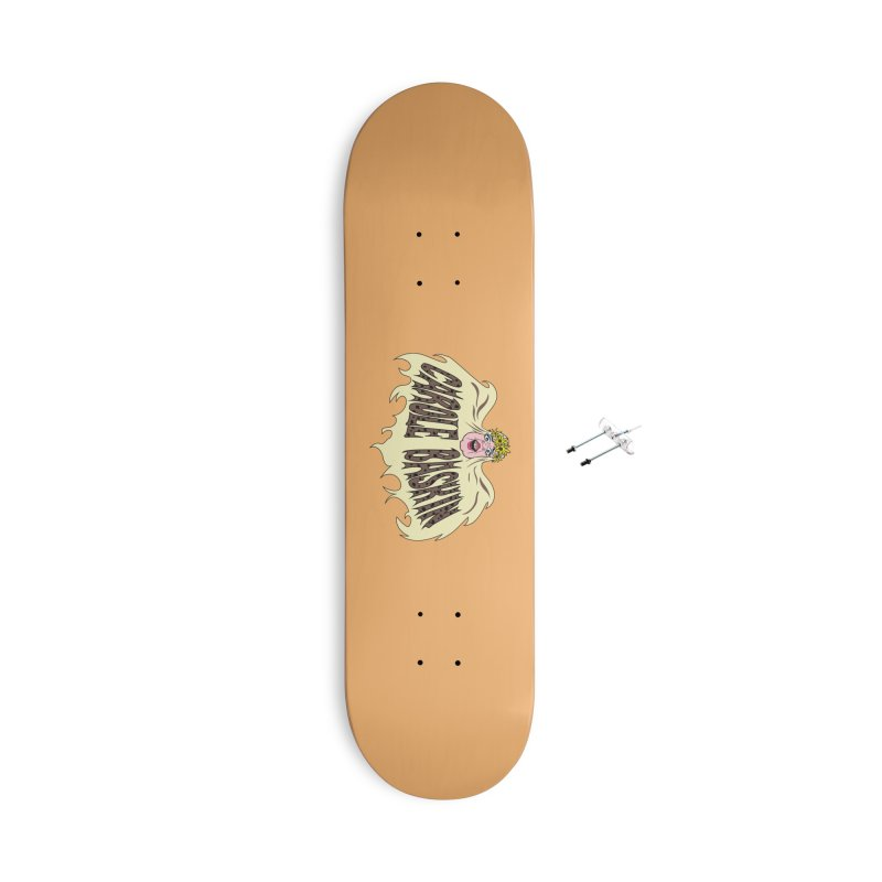 Carole Baskin Accessories Skateboard by Mike Hampton's T-Shirt Shop