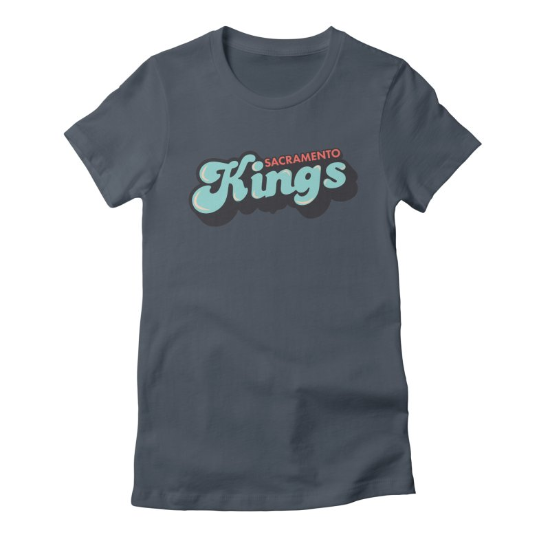 Vintage Kings Women's T-Shirt by Mike Hampton's T-Shirt Shop