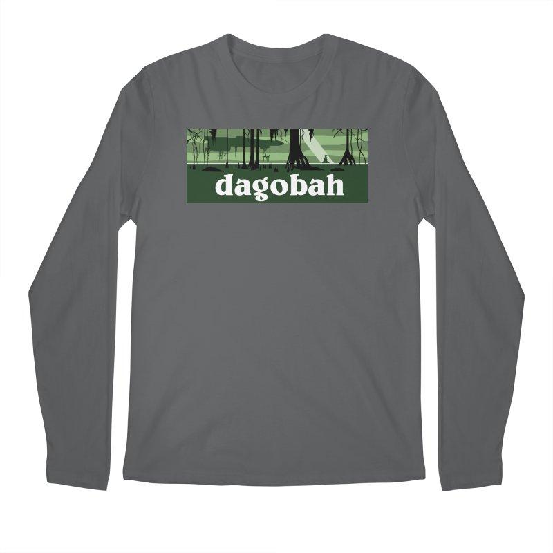 Parody Design #5 Men's Longsleeve T-Shirt by Mike Hampton's T-Shirt Shop