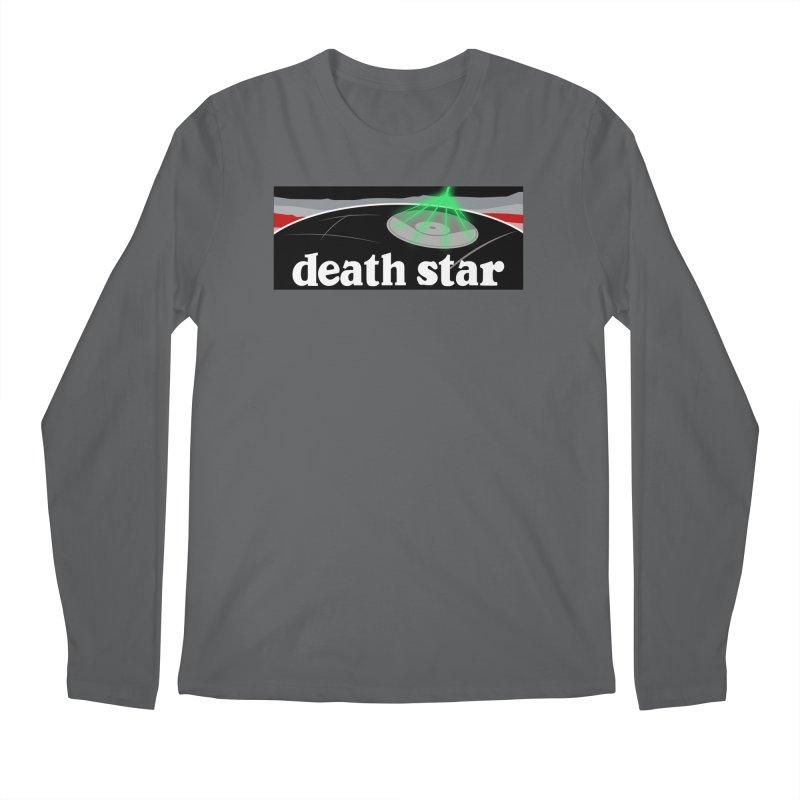 Parody Design #7 Men's Longsleeve T-Shirt by Mike Hampton's T-Shirt Shop