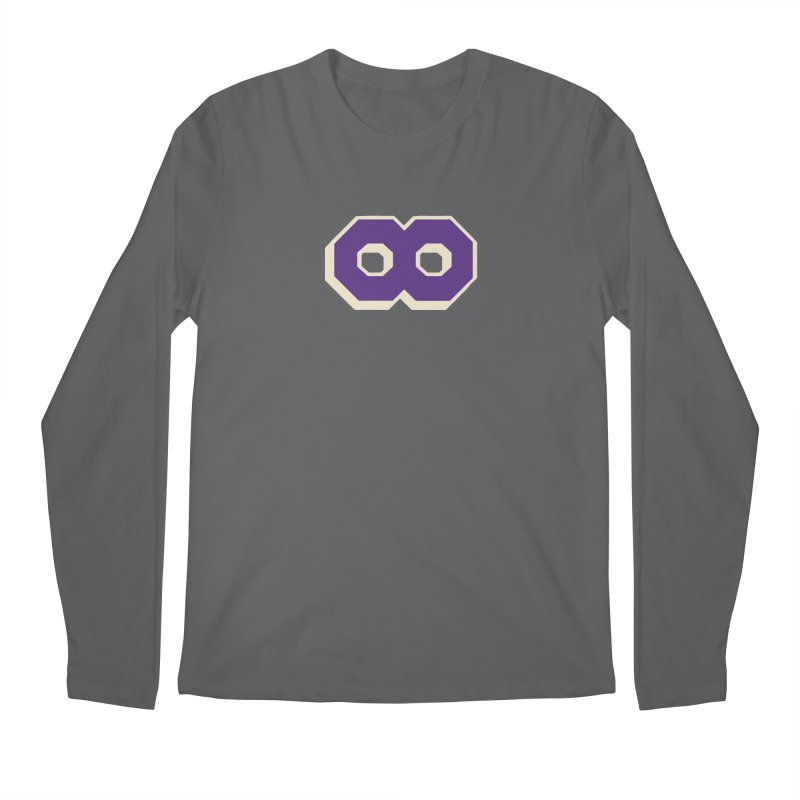 Kobe, for Infinity Men's Longsleeve T-Shirt by Mike Hampton's T-Shirt Shop