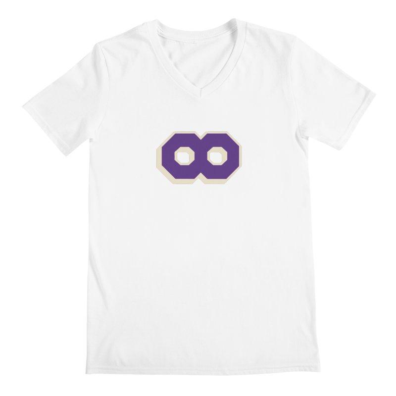 Kobe, for Infinity Men's V-Neck by Mike Hampton's T-Shirt Shop