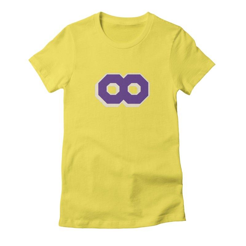 Kobe, for Infinity Women's T-Shirt by Mike Hampton's T-Shirt Shop