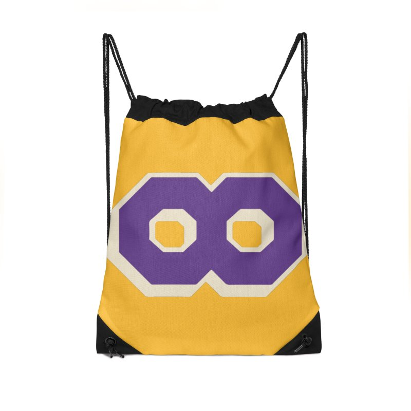Kobe, for Infinity Accessories Bag by Mike Hampton's T-Shirt Shop