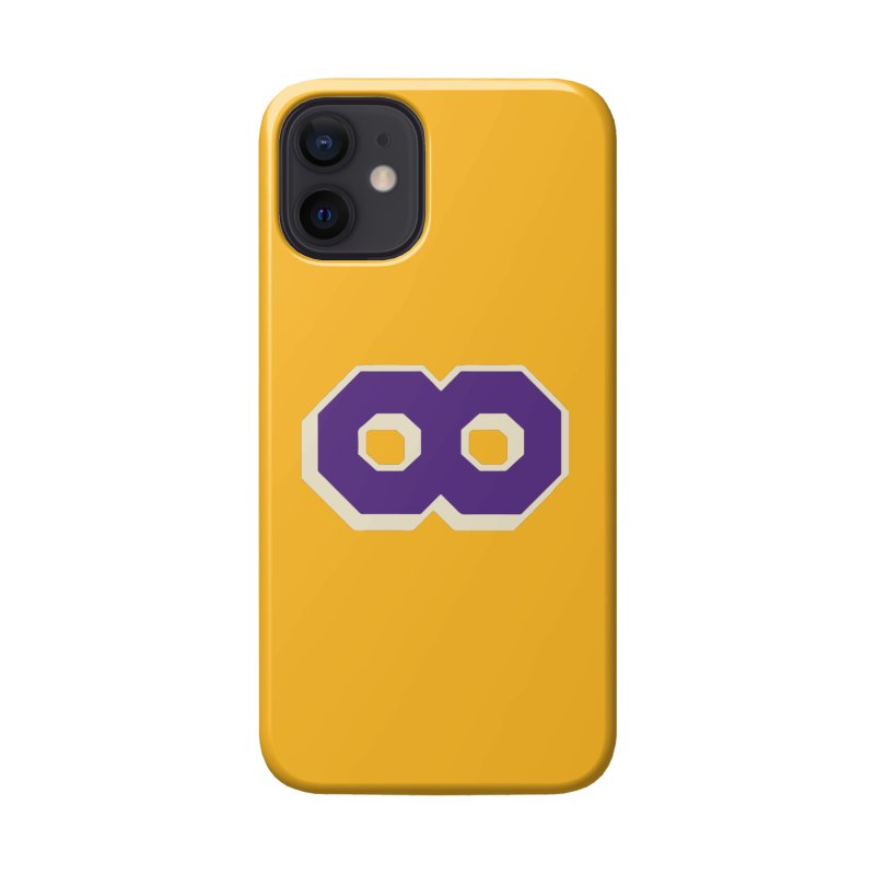 Kobe, for Infinity Accessories Phone Case by Mike Hampton's T-Shirt Shop