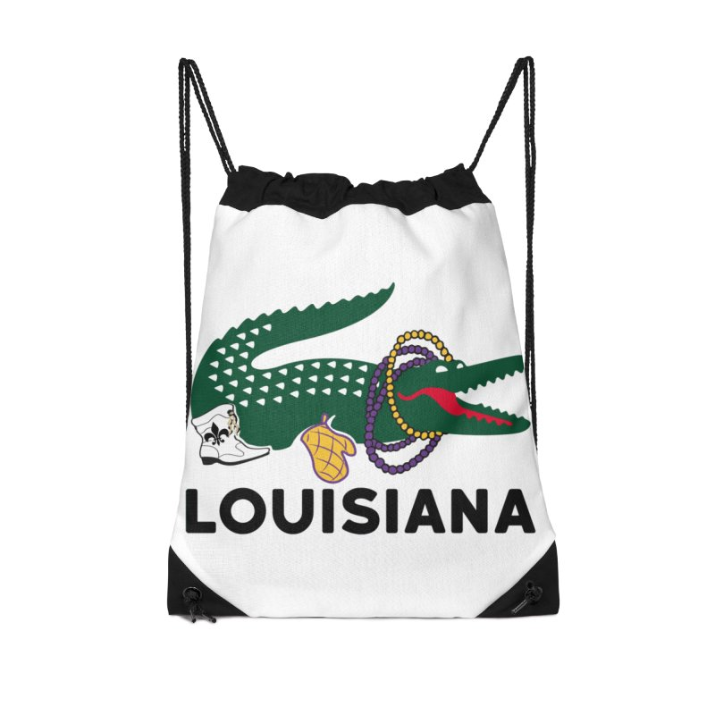 Louisiana Accessories Bag by Mike Hampton's T-Shirt Shop