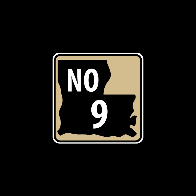NO Highway #9 Women's T-Shirt by Mike Hampton's T-Shirt Shop