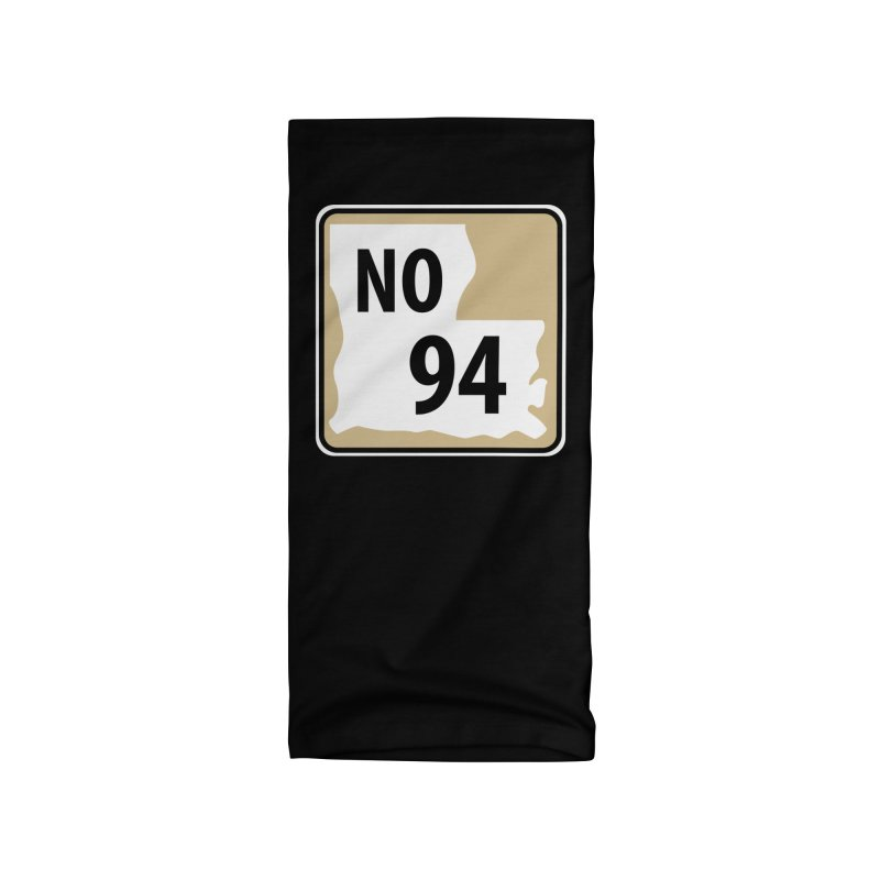 NO Highway #94 Accessories Neck Gaiter by Mike Hampton's T-Shirt Shop