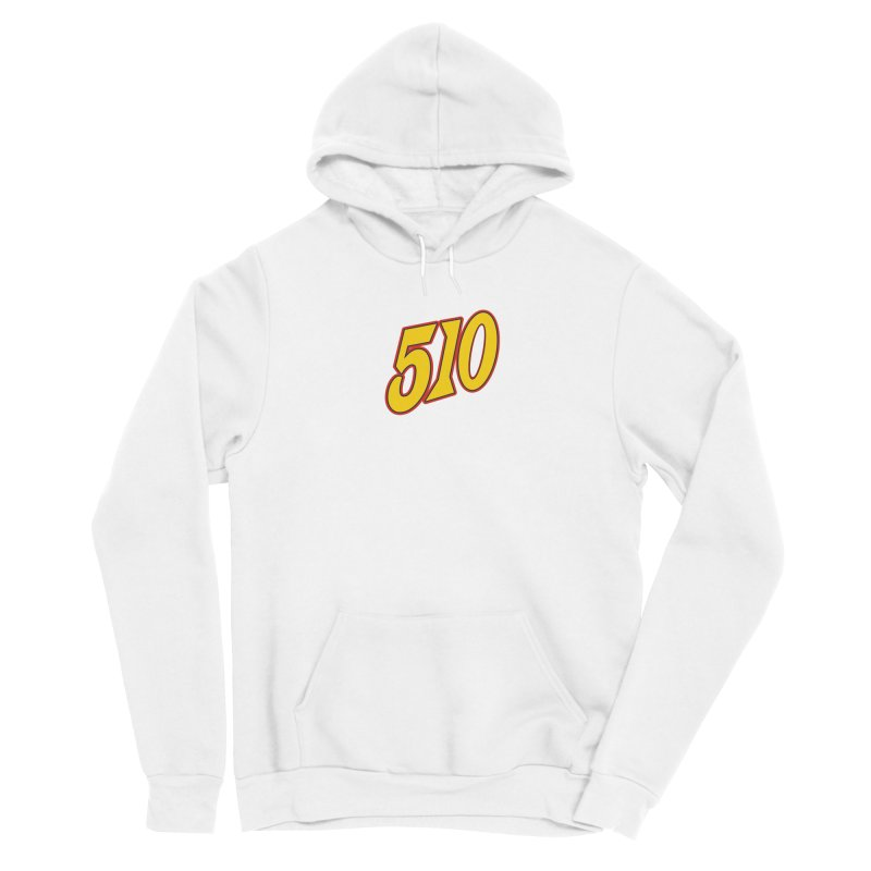 510 Dubs Men's Pullover Hoody by Mike Hampton's T-Shirt Shop