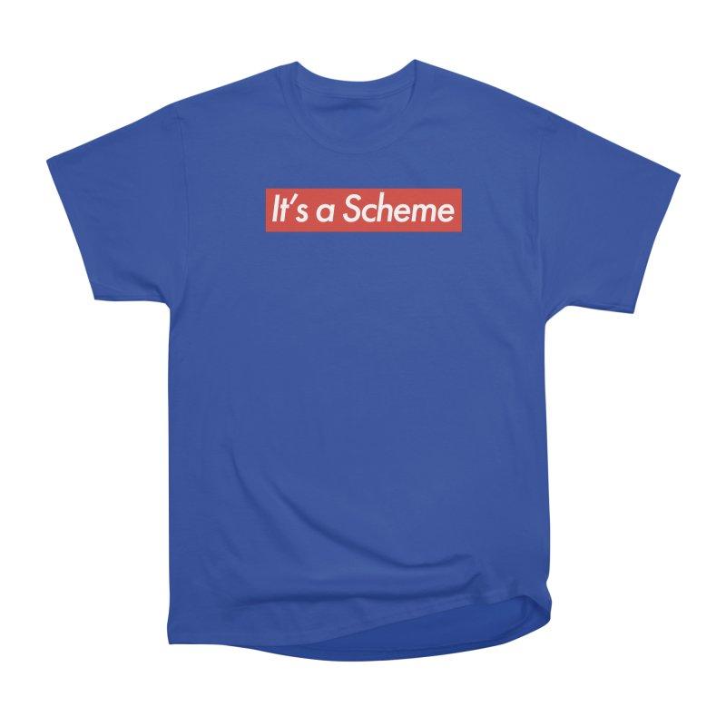 Supreme Scheme Women's Heavyweight Unisex T-Shirt by Mike Hampton's T-Shirt Shop