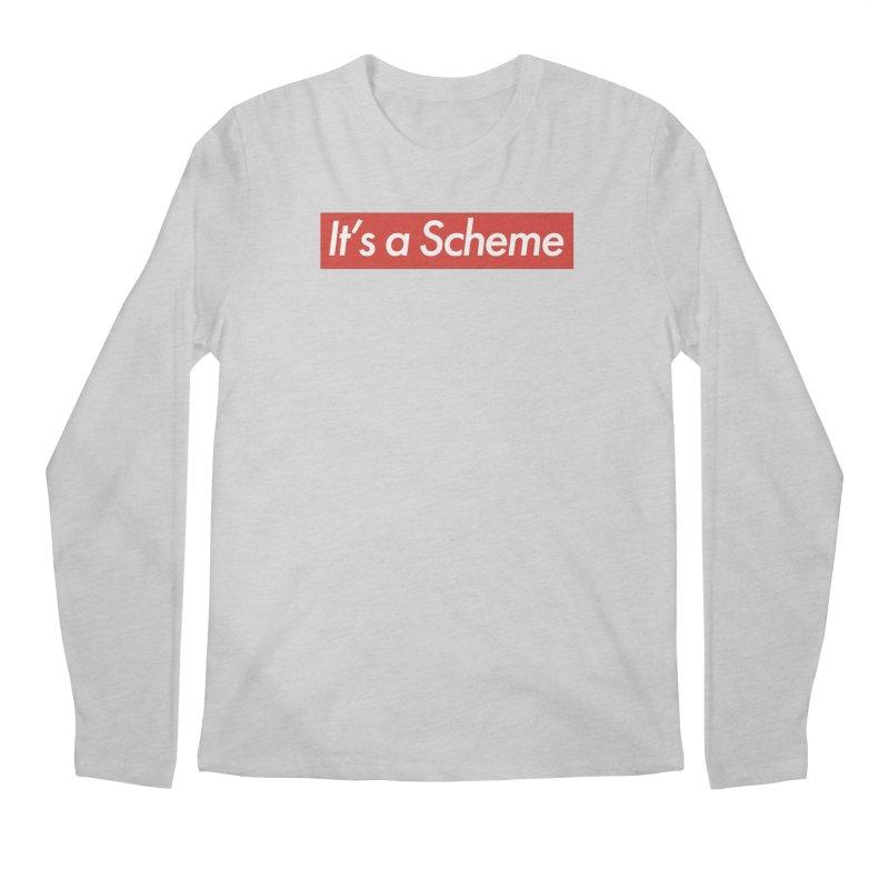 Supreme Scheme Men's Longsleeve T-Shirt by Mike Hampton's T-Shirt Shop