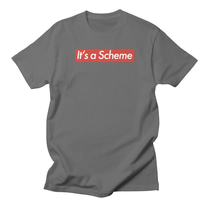 Supreme Scheme Men's  by Mike Hampton's T-Shirt Shop