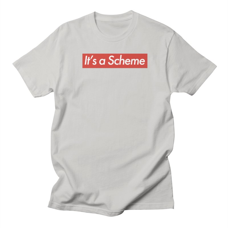 Supreme Scheme Men's T-Shirt by Mike Hampton's T-Shirt Shop