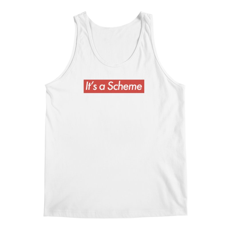 Supreme Scheme Men's Regular Tank by Mike Hampton's T-Shirt Shop