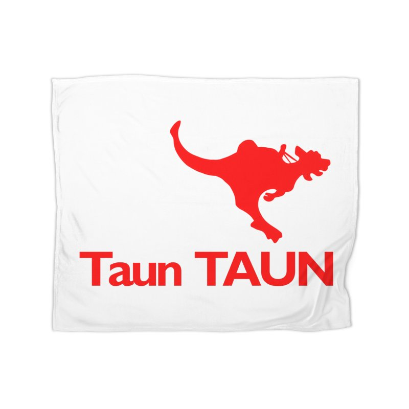 Ton-TON Home Blanket by Mike Hampton's T-Shirt Shop
