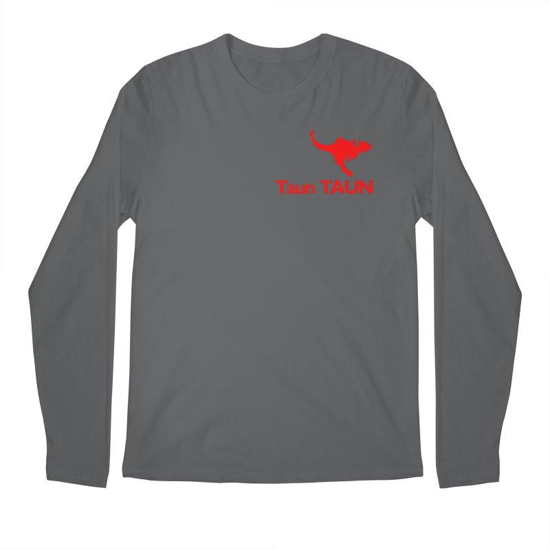 Ton-TON Men's Longsleeve T-Shirt by Mike Hampton's T-Shirt Shop