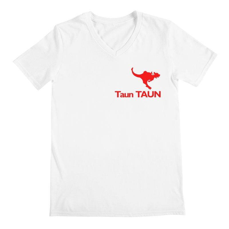 Ton-TON Men's V-Neck by Mike Hampton's T-Shirt Shop