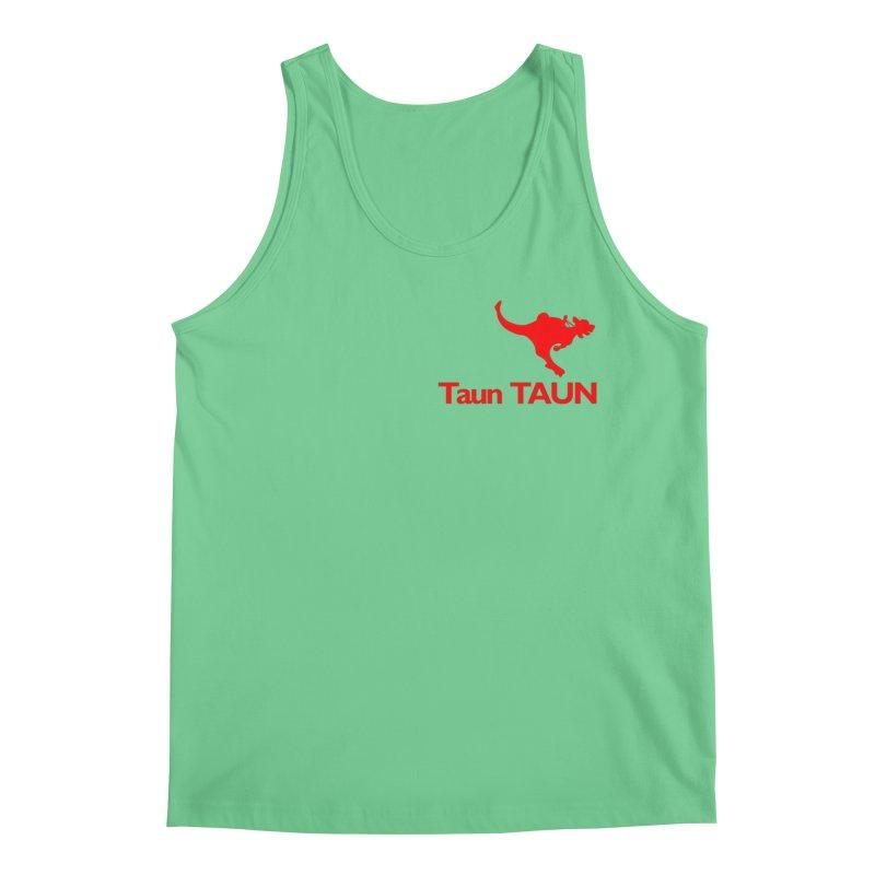 Ton-TON Men's Tank by Mike Hampton's T-Shirt Shop