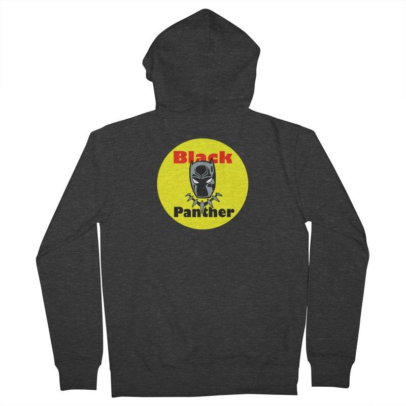 Like a Firecracker! Men's Zip-Up Hoody by Mike Hampton's T-Shirt Shop
