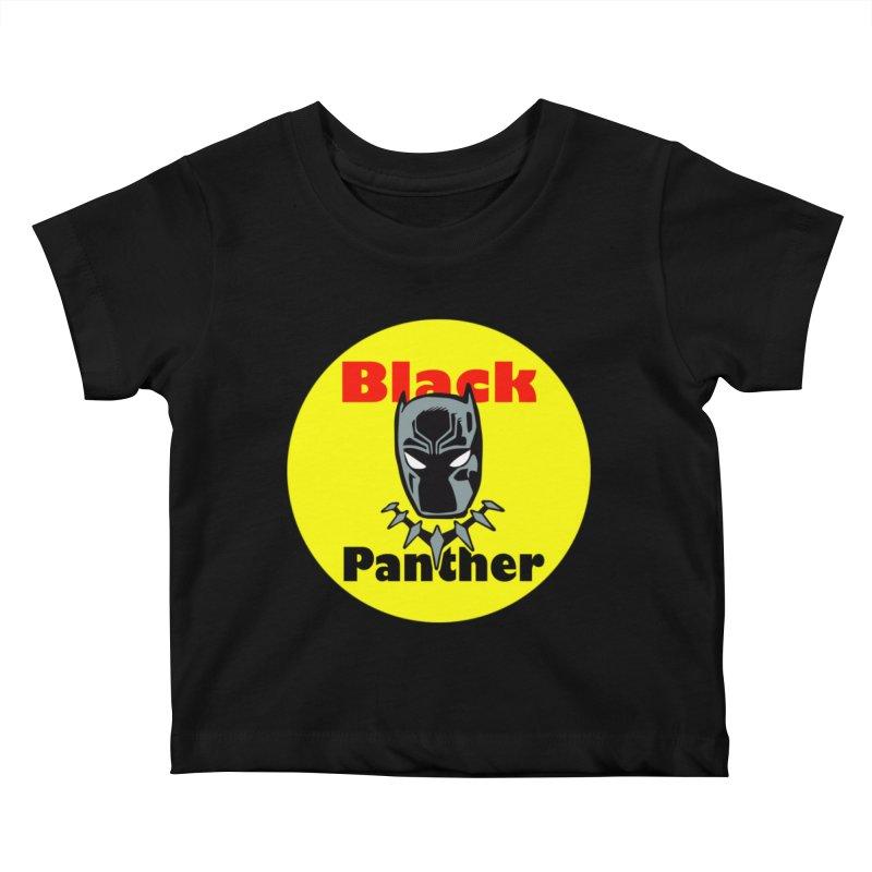 Like a Firecracker! Kids Baby T-Shirt by Mike Hampton's T-Shirt Shop