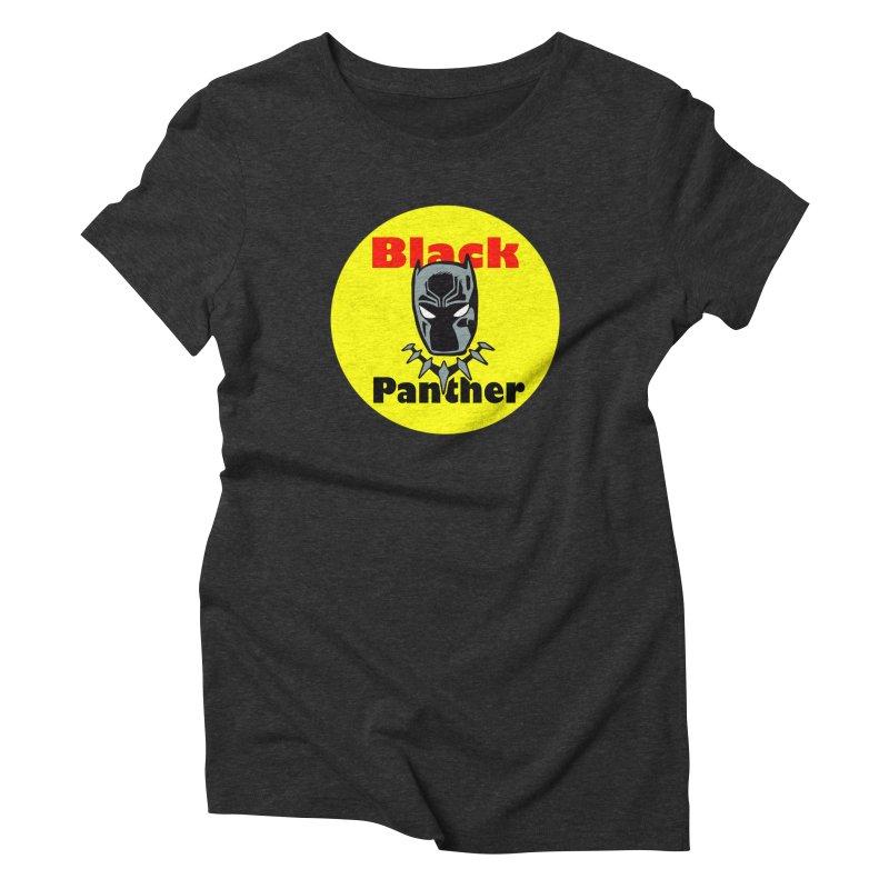 Like a Firecracker! Women's Triblend T-Shirt by Mike Hampton's T-Shirt Shop