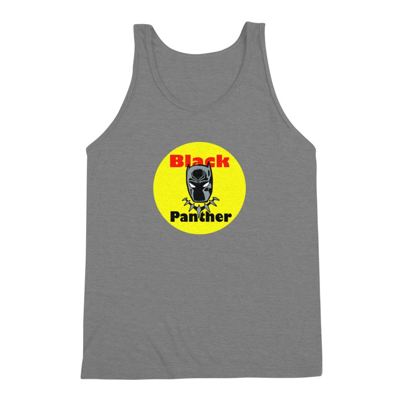 Like a Firecracker! Men's Triblend Tank by Mike Hampton's T-Shirt Shop