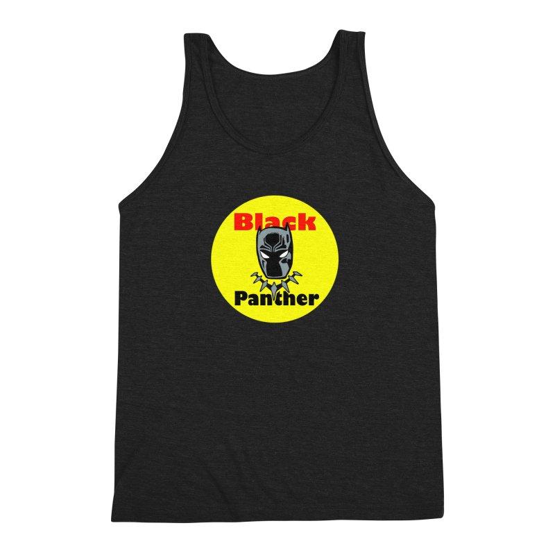 Like a Firecracker! Men's Triblend Tank by Mike Hampton's T-Shirt Shop