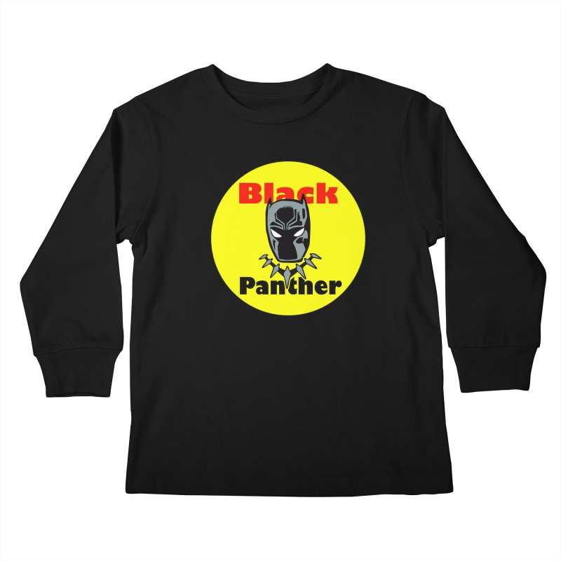 Like a Firecracker! Kids Longsleeve T-Shirt by Mike Hampton's T-Shirt Shop