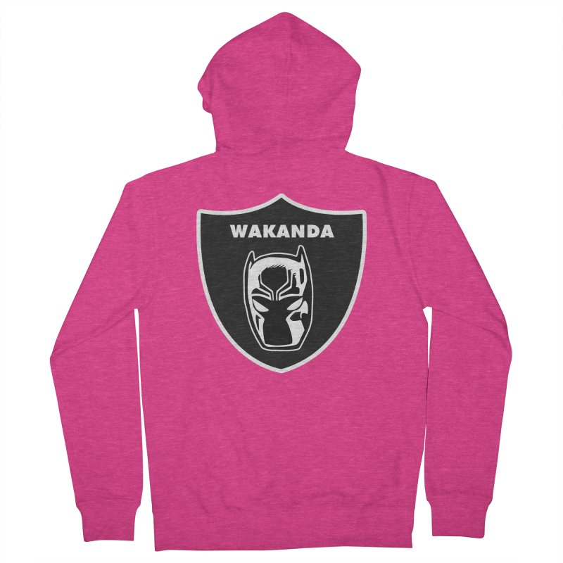 Oakland Forever Women's Zip-Up Hoody by Mike Hampton's T-Shirt Shop