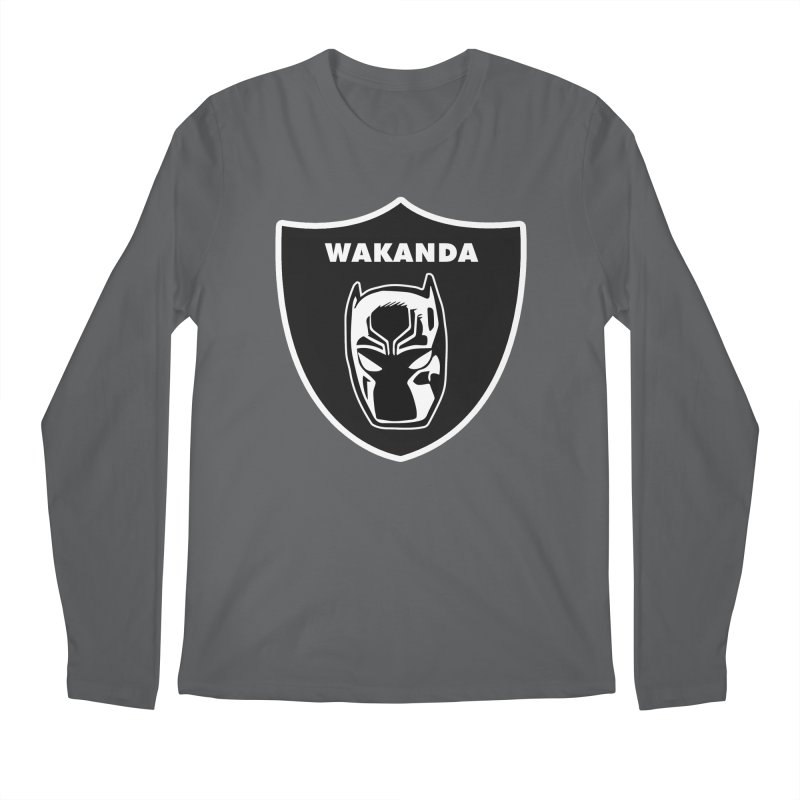 Oakland Forever Men's Longsleeve T-Shirt by Mike Hampton's T-Shirt Shop