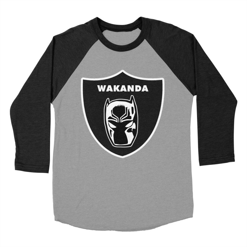 Oakland Forever Men's Baseball Triblend T-Shirt by Mike Hampton's T-Shirt Shop