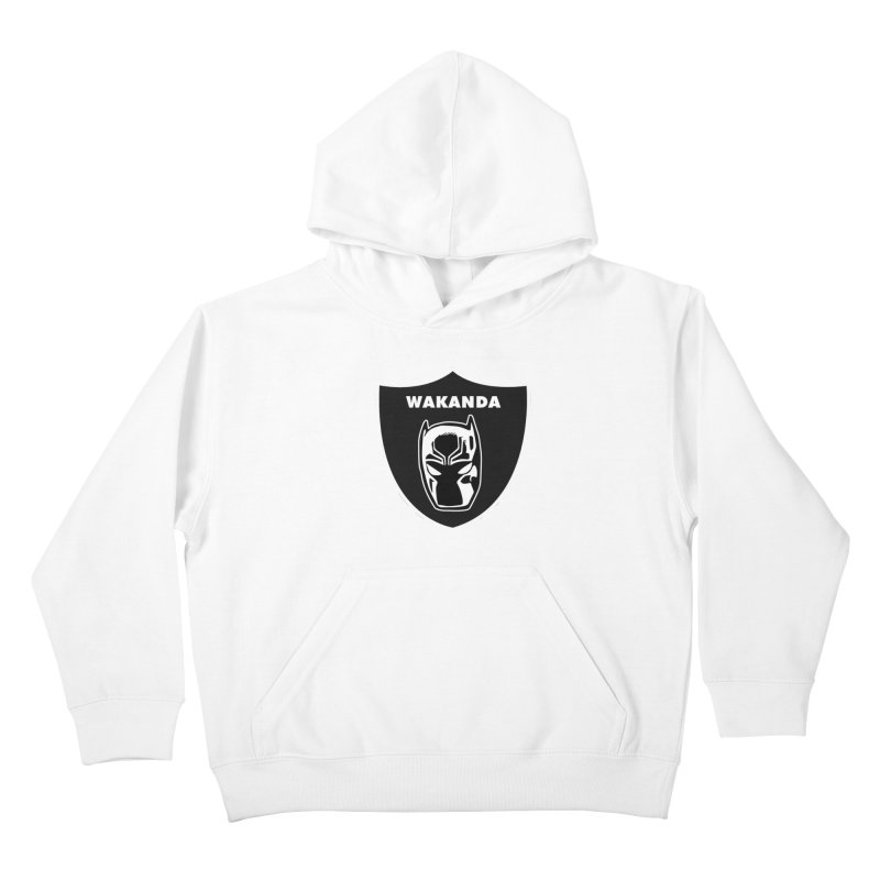 Oakland Forever Kids Pullover Hoody by Mike Hampton's T-Shirt Shop
