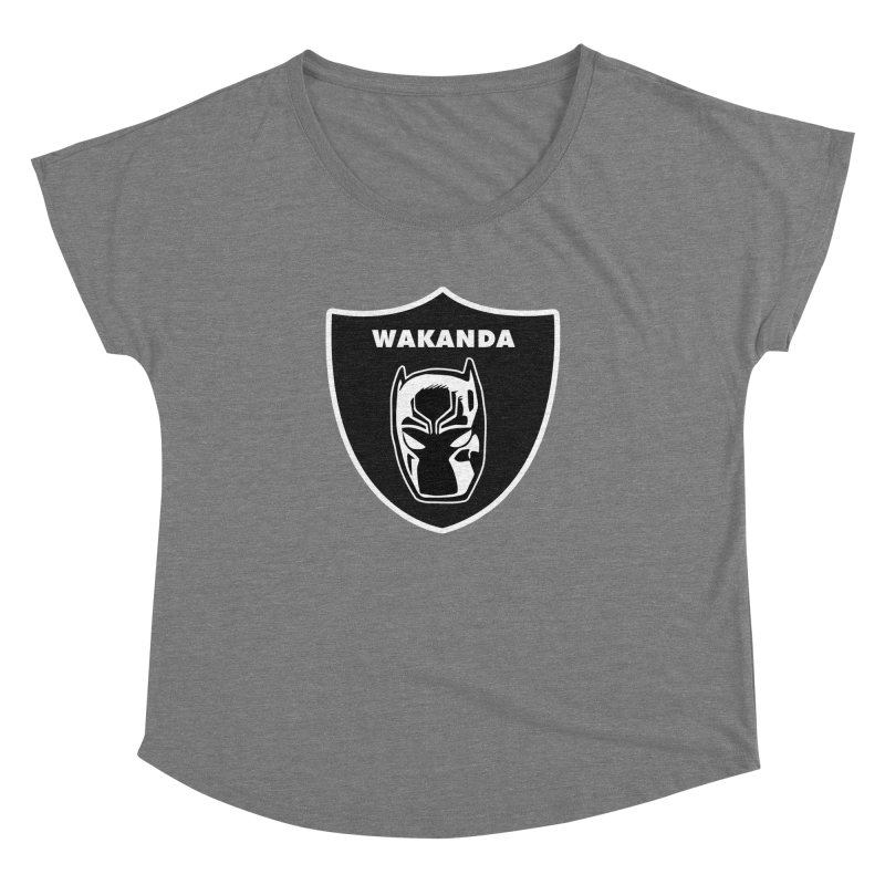 Because, Oakland... Women's Dolman by Mike Hampton's T-Shirt Shop