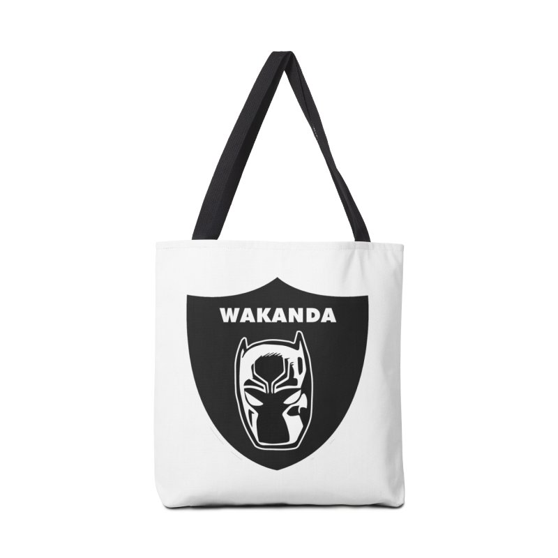 Oakland Forever Accessories Bag by Mike Hampton's T-Shirt Shop