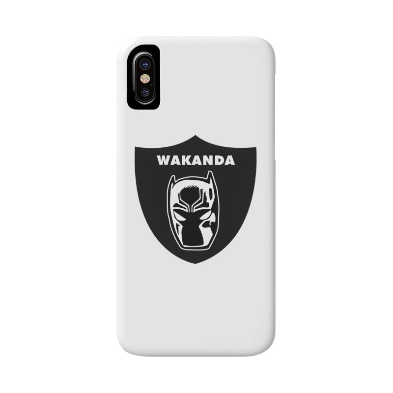 Oakland Forever Accessories Phone Case by Mike Hampton's T-Shirt Shop