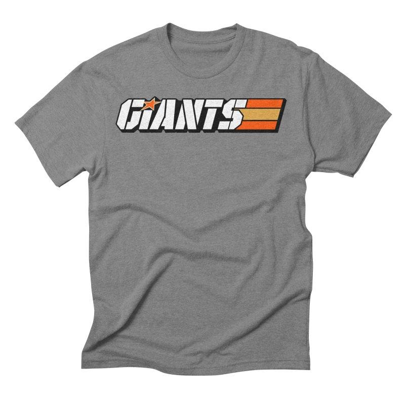 Yo Giants! Men's T-Shirt by Mike Hampton's T-Shirt Shop