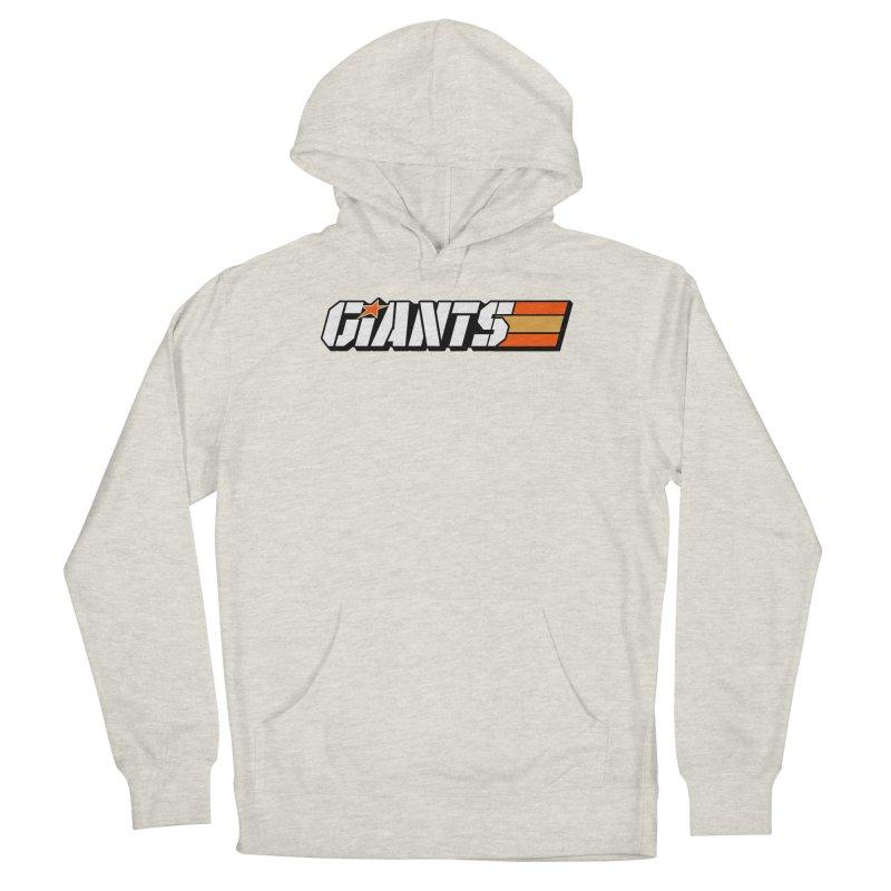 Yo Giants! Men's Pullover Hoody by Mike Hampton's T-Shirt Shop