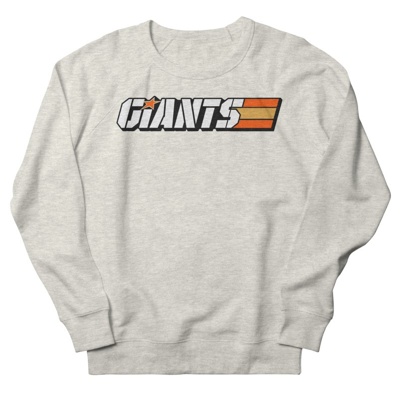 Yo Giants! Men's Sweatshirt by Mike Hampton's T-Shirt Shop